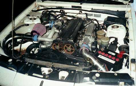 TurboFlash engine